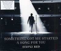 Cover Simply Red - Something Got Me Started 2005 [Dance Mix]